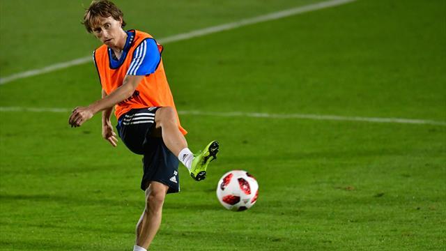 Modric verletzt: Real mit Sorgen vor PSG-Duell