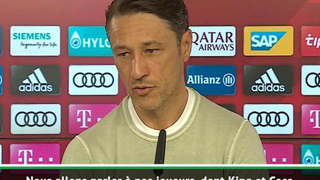 """4e j. - Kovač : """"Chaque joueur doit être à 100%"""""""