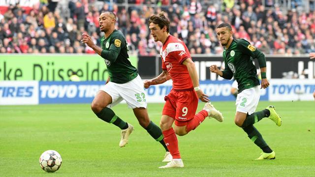 Фортуна търси историческа първа победа срещу Волфсбург