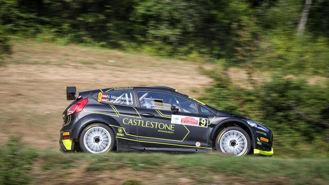 Mayr-Melnhof can't wait to Drift some more in the ERC