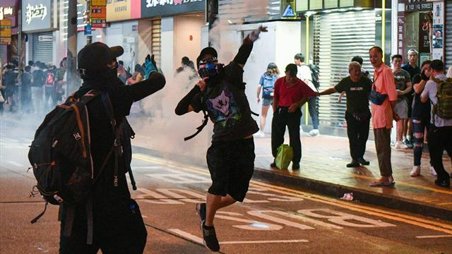 Hong Kong women's tennis event postponed due to protests