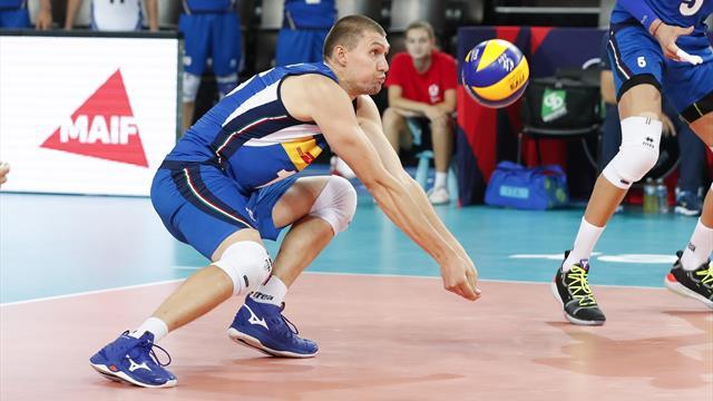 "Oleg Antonov: ""La maglia azzurra è un onore. Bisogna pensare partita per partita"""