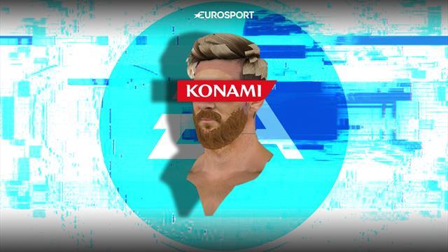 KONAMI обвалила акции EA и увела главных звезд. FIFA и PES меняются местами?