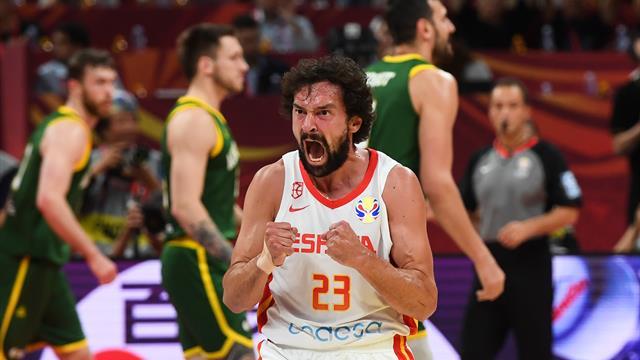 Final Mundial 2019 baloncesto, en directo España-Argentina