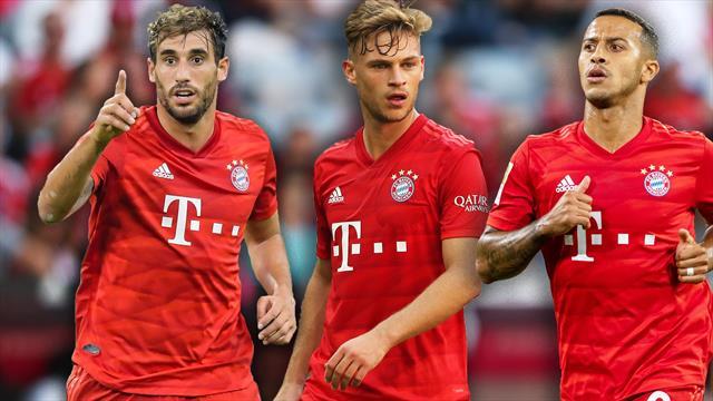 Qual der Wahl: Diese Varianten hat Kovac gegen Leipzig