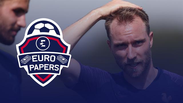 Eriksen set for Juventus NOT Real Madrid move - Euro Papers