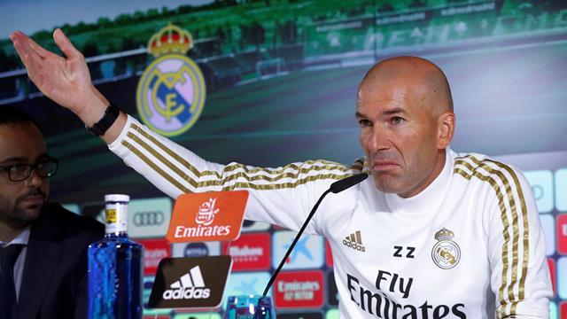 """Zidane se harta del tema Vinicius: """"Es el futuro del Madrid"""""""