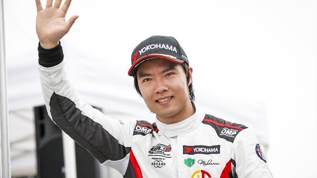 WTCR Race of China, Essais Libres 1 : Ma donne le ton à domicile