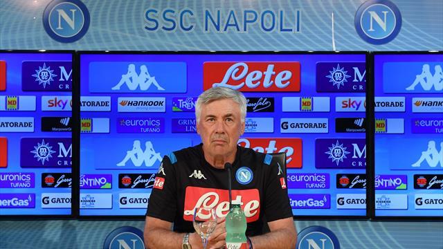 """A lezione di tattica da Ancelotti: """"Napoli mai con il 4-2-3-1, Llorente è pronto"""""""