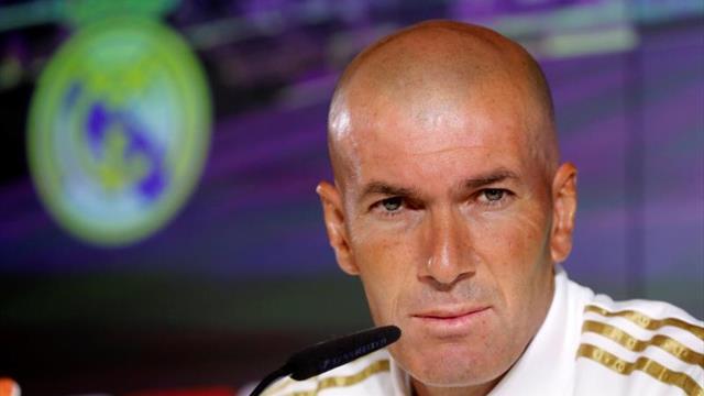 """Zidane pide """"cabeza"""" en el regreso de Hazard y asegura que cree en Vinicius"""