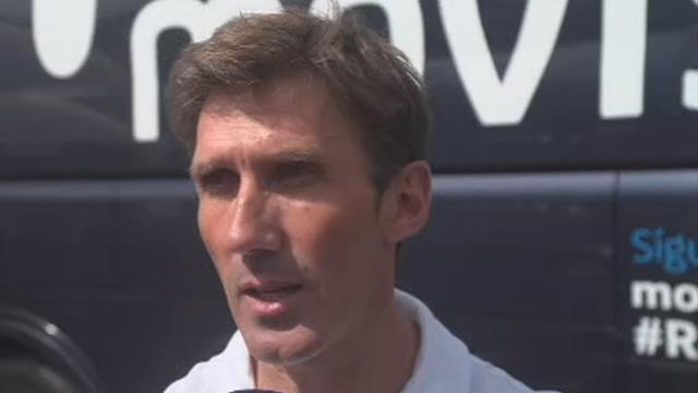 "Vuelta a España 2019, Pablo Lastras no lo da todo por perdido para Movistar: ""Puede pasar de todo"""