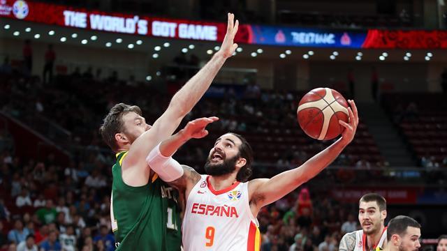 Spain snatch double-overtime win against Australia
