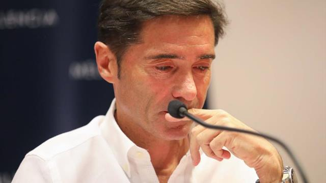 Marcelino: Estoy seguro de que ganar la Copa fue el detonante de la destitución