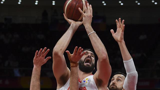 Spanien und Argentinien im Finale der Basketball-WM