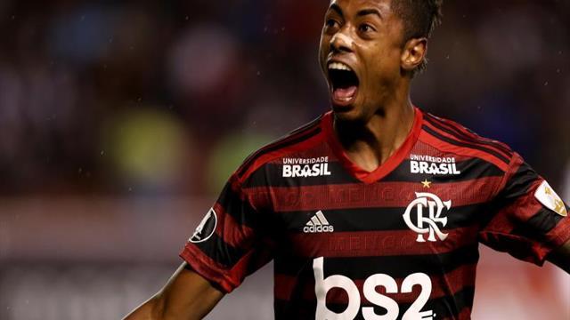 El Flamengo espera al Santos para intentar escaparse en la liga brasileña
