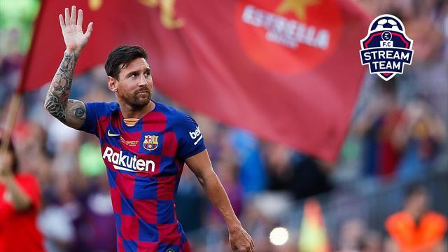 Mais pourquoi Messi est-il aussi froid avec Griezmann ?