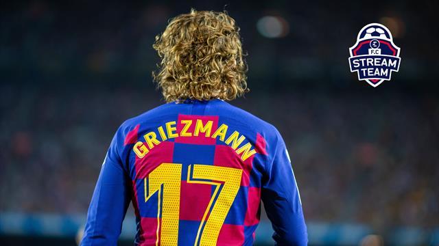Griezmann et le Barça, pas si mal pour un début