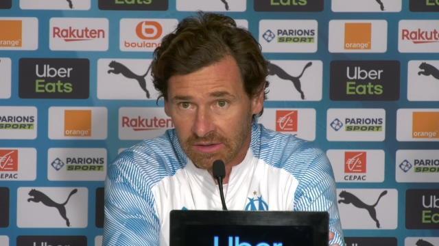 """5e j. - Villas-Boas : """"Important de continuer notre progression contre Monaco"""""""