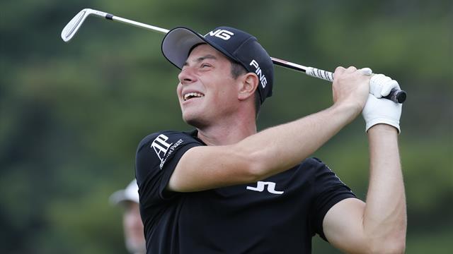 Viktor Hovland med historisk PGA-rekord