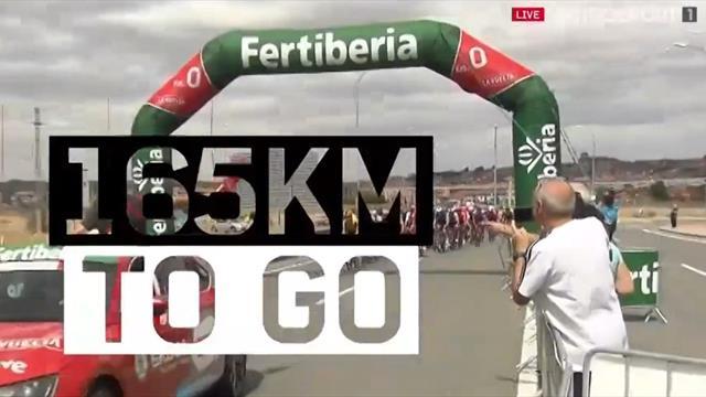 Cosa vi siete persi della 19a tappa: cadute di gruppo, addio a Martin e gli ordini di Valverde