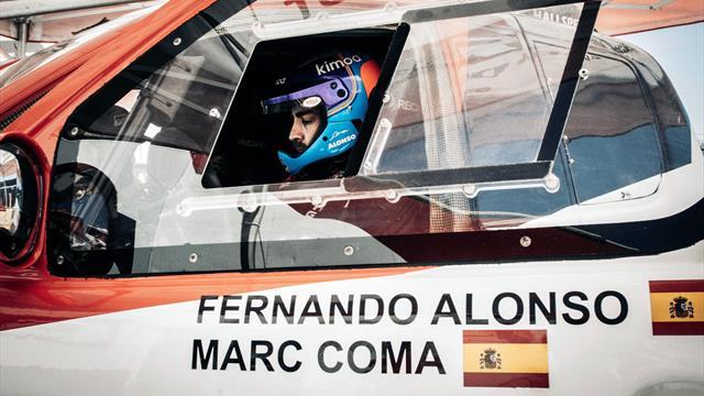 🏎 ¡Gran inicio! Estreno con buena nota para Alonso y Coma en la Lichtenburg 400