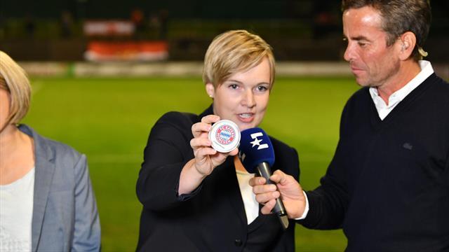 Viertelfinalkracher für Bayern im DFB-Pokal der Frauen