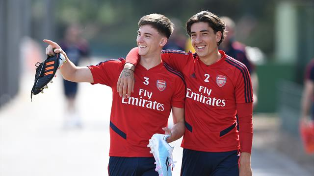 Tierney ready for Premier League debut, says Emery