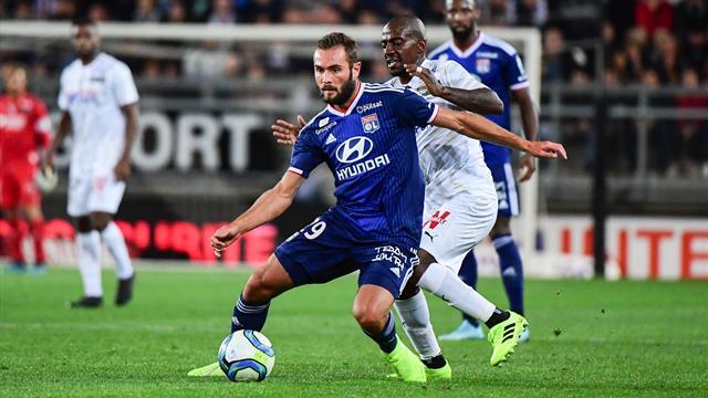 Lyon, un nul à Amiens qui ne rassure pas