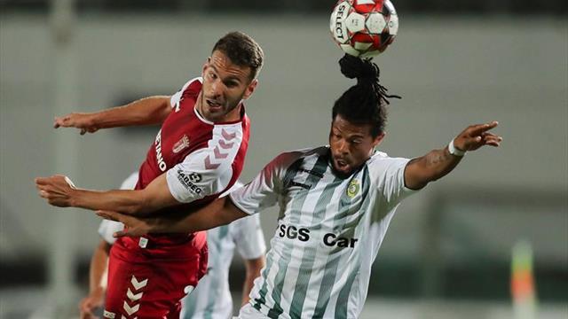 El Vitoria Setúbal agudiza la crisis del Braga