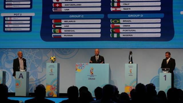 Brasil y Portugal se medirán en fase de grupos del Mundial Fútbol Playa 2019