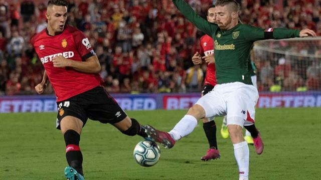 0-0 Mallorca y Athletic se reparten los puntos y los penaltis fallados