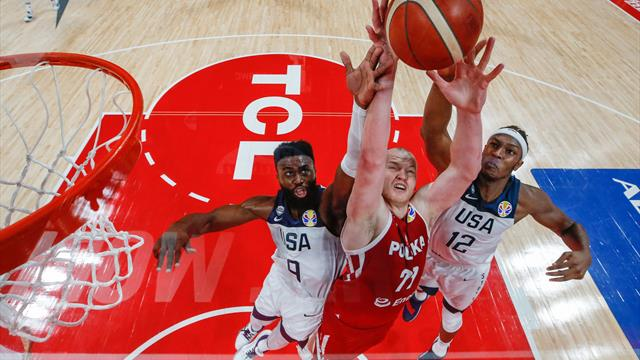 Highlights: United States finish on high with Poland victory