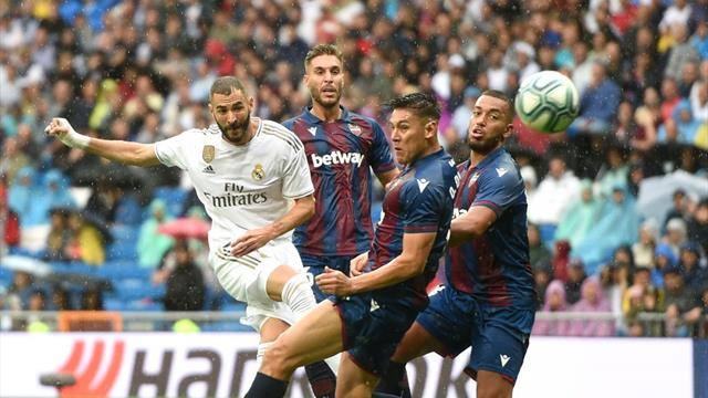 En directo, PSG-Real Madrid (21:00)