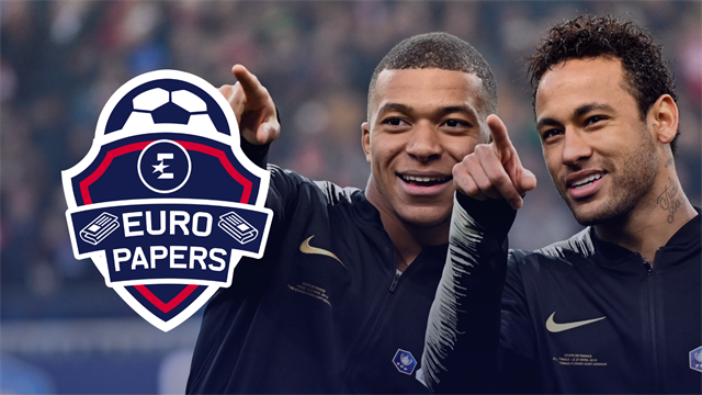 Euro Papers: 'Forget Neymar, sign Mbappe' – Barcelona's new strategy