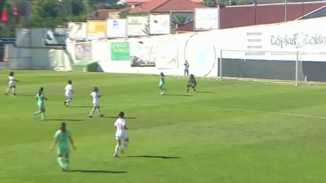 """Gol con """"roulette"""" alla Zidane: lo segna la giovane portoghese Francisca Nazareth"""