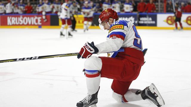 Kokain: Eishockey-Star Kusnezow für drei NHL-Spiele gesperrt