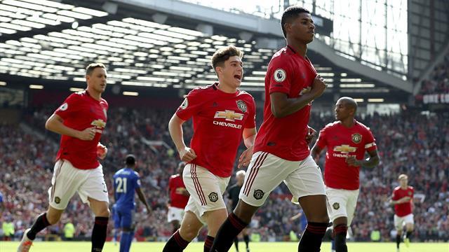 Etterlengtet opptur for Solskjær: United slet seg til seier over Leicester