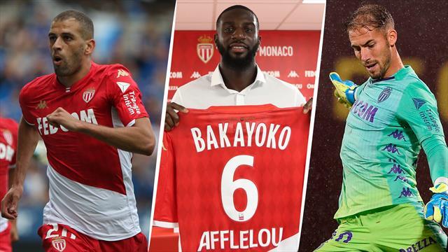 Quelle équipe type pour l'AS Monaco cette saison ?