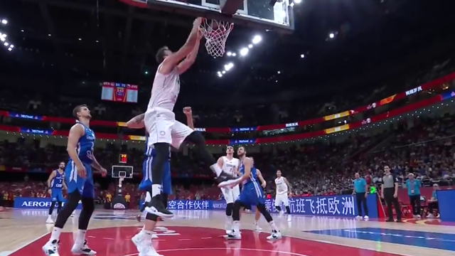 Top 5 Plays of Day 15 at the FIBA World Cup