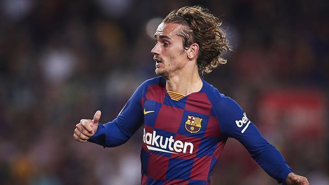 Le Barça risque une amende de 300 euros ou un match à huis clos pour le transfert de Griezmann