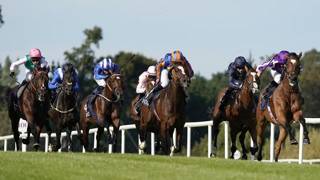 Longines Race of the Week: Irish Champions Stakes