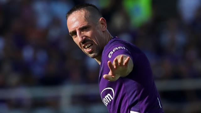 """""""C'est qui ce mec?"""": Ribéry surpris par sa modélisation dans FIFA 20"""