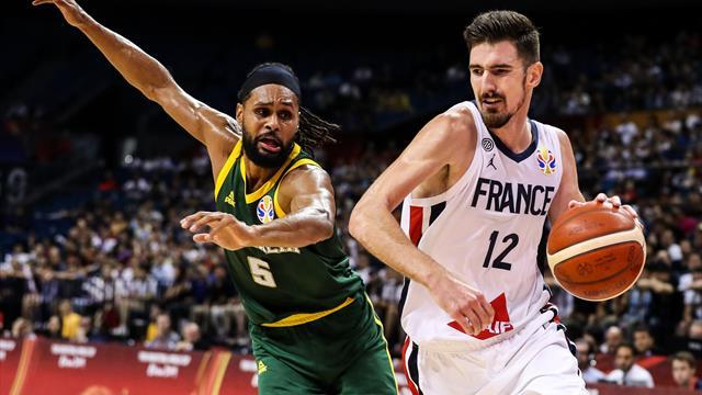 La Francia conquista il bronzo in rimonta, per l'Australia la medaglia resta un miraggio