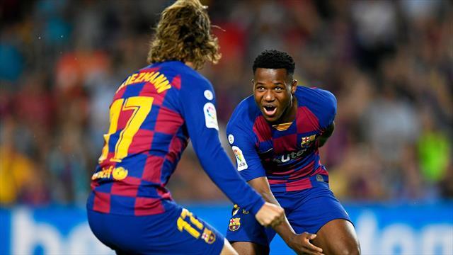 Barça setzt Ausrufezeichen gegen Valencia