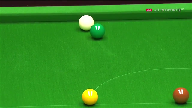 Sensational safety from O'Sullivan during final against Murphy