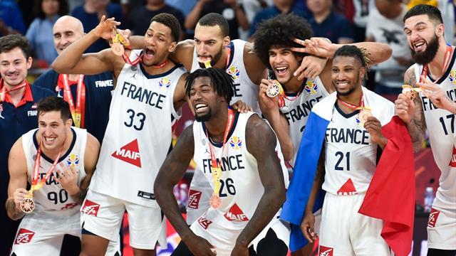 Comme en 2014, la France se console avec du bronze