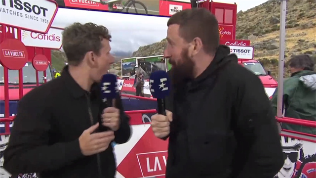 #AskMattAnything - Bradley Wiggins and Matt Stephens bring curtain down in final Grand Tour episode