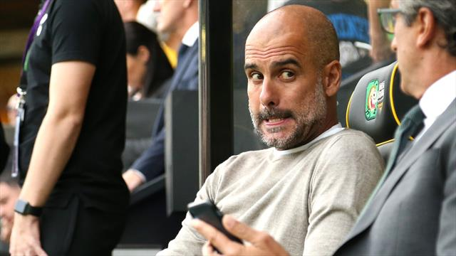 I won't kill myself if Man City fail in Europe again - Guardiola
