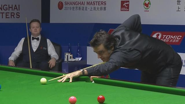 O'Sullivan knocks in 130 to level up against Murphy