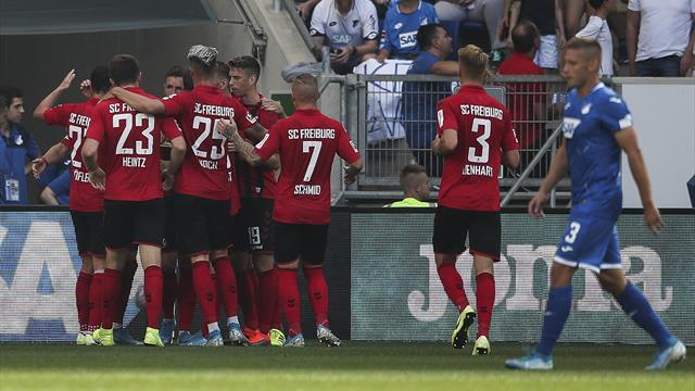 Freiburg move into third, Schalke make it two wins in a row